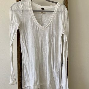XS Free People long sleeve